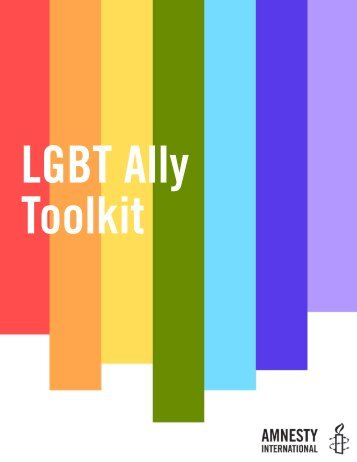 LGBT Ally Toolkit