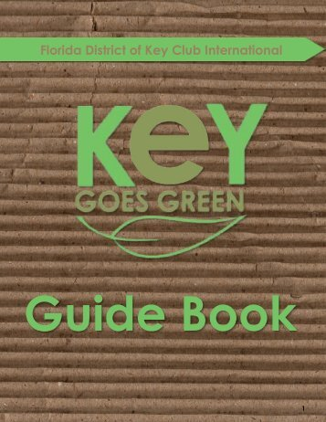 2015-2016-Key-Goes-Green-Guidebook