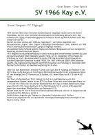 Stadionzeitung vs. Töging & Stammham - Page 7