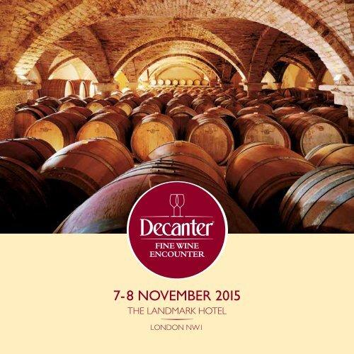 7-8 NOVEMBER 2015