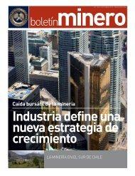 Industria define una nueva estrategia de crecimiento