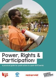 Power Rights & Participation