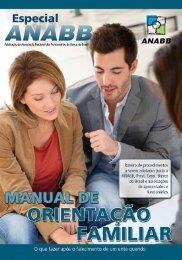 Manual de Orientação Familiar - Anabb
