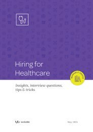 WORKABLE Hiring for Healthcare