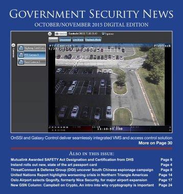October/November 2015 Digital Edition