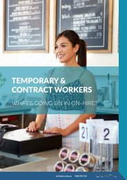 CONTRACT WORKERS