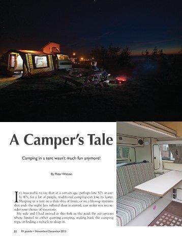 A Camper's Tale