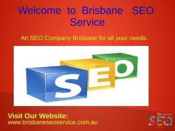 SEO Agency Brisbane  |  Google Local SEO |  PPC Services