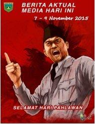 e-Kliping 7 - 9 November 2015