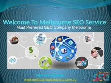 SEO Agency Melbourne | Social Media Melbourne
