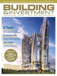 Building Investment (Sep - Oct 2015)