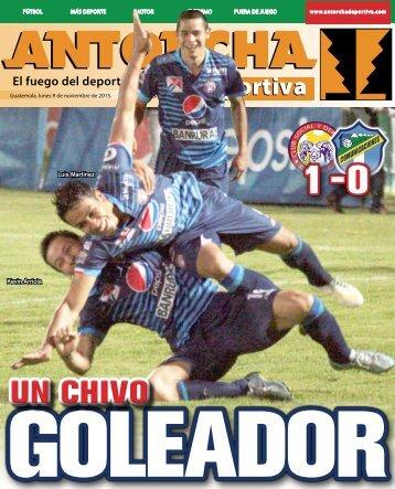 Antorcha Deportiva 185