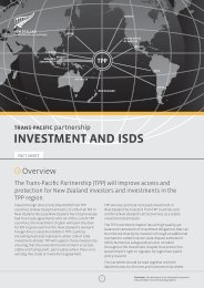 investment and isds