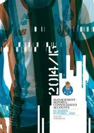 FUTEBOL CLUBE DO PORTO – Futebol SAD