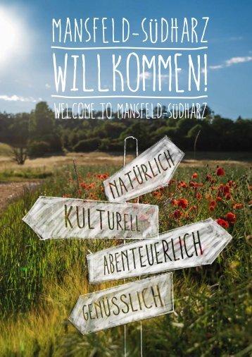 Mansfeld-Südharz Willkommen!