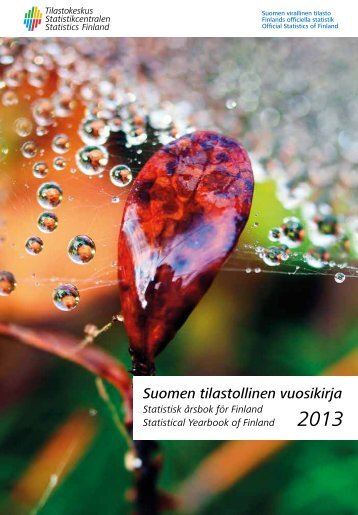Finland Yearbook - 2013
