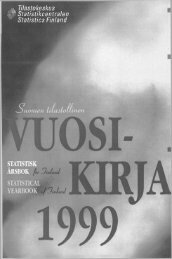 Finland Yearbook - 1999