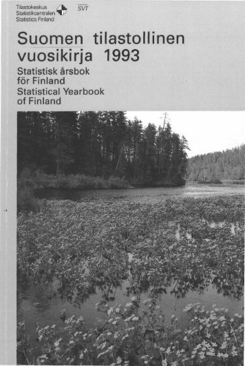 Finland Yearbook - 1993