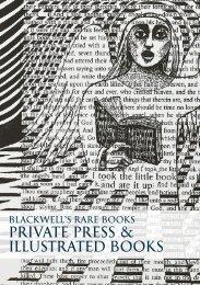 private press & illustrated books