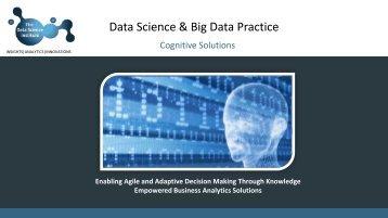 Data Science & Big Data Practice