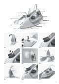 Electrolux Ferro da stiro a vapore EDB5236GR - IT Manuale d'uso in formato PDF (4910 Kb) - Page 3
