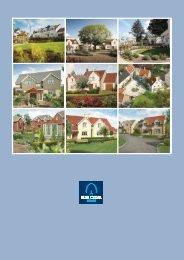 Blue Cedar Homes Portfolio