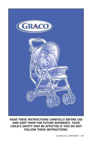 Graco Citisport - Citisport manuale