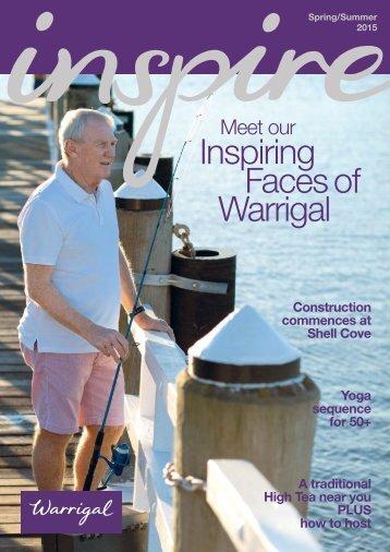 Inspiring Faces of Warrigal