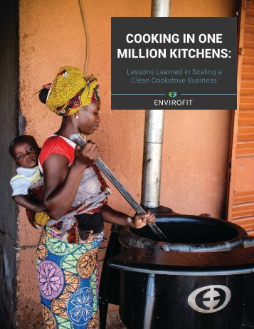 COOKING IN ONE MILLION KITCHENS