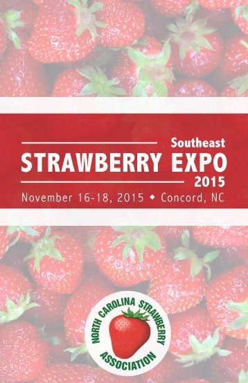 STRAWBERRY EXPO