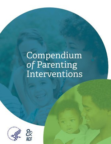 Compendium of Parenting Interventions