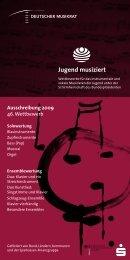 Jugend musiziert - Crailsheim