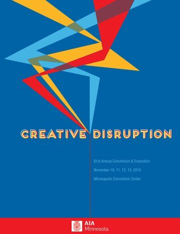 Creative Disruption Creative Disruption