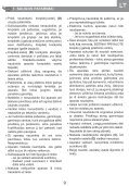 Moulinex VITAE JU3201 - Manuale d'Istruzione Lietuvos (Lithuanian) - Page 4