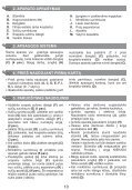 Moulinex VITAE JU3201 - Manuale d'Istruzione Lietuvos (Lithuanian) - Page 5