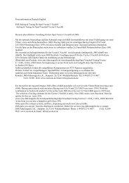 [PDf] Pressemitteilung - PresseBox