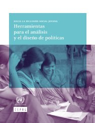 Herramientas para el análisis y el diseño de políticas