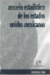 Mexico Yearbook - 1998