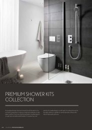 PREMIUM SHOWER KITS COLLECTION