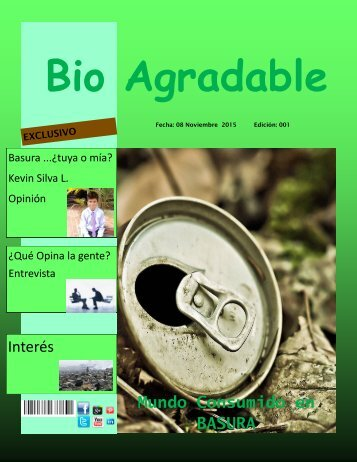 Revista BioAgradable