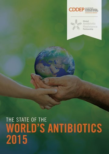 WORLD'S ANTIBIOTICS 2015