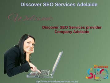 Discover SEO Services Agency Adelaide