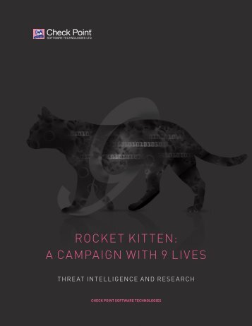 ROCKET KITTEN A CAMPAIGN WITH 9 LIVES