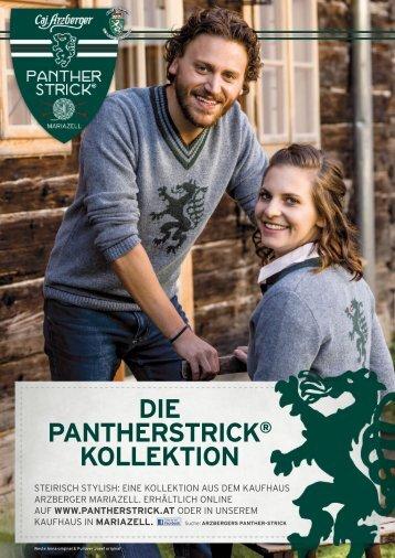 Arzbergers Pantherstrick 2015