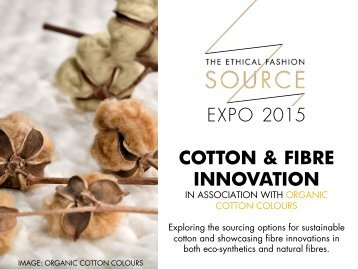 Expo 2015 - Cotton and Fibre Innovation