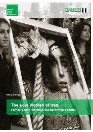 The Lost Women of Iraq