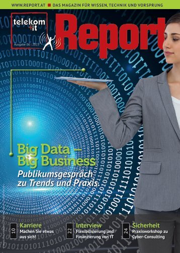 Big Data – Big Business