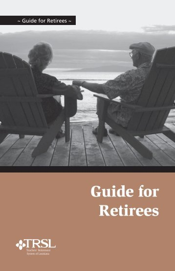 Guide for Retirees