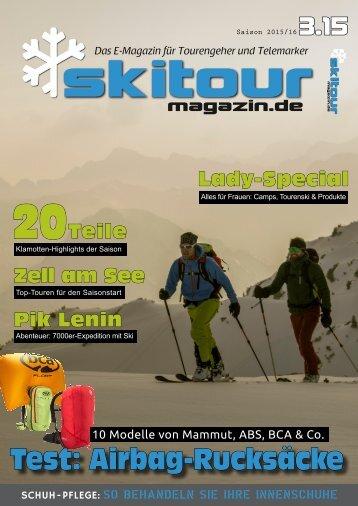 Skitour-Magazin 3.15