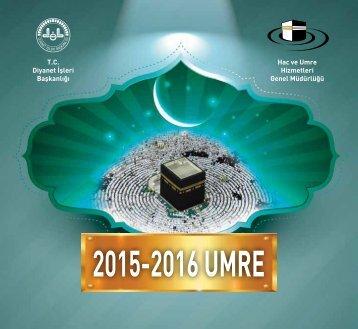 2015-2016 UMRE